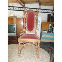Cadeira Madeira Estilo Contemporâneo