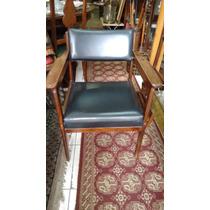 Cadeira Braço-sergio Rodrigues-tião-amendoim