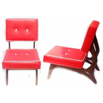 Cadeira Design Retrô Vintage - Almeida Gomes