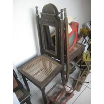 Cadeira Antiga-palinha
