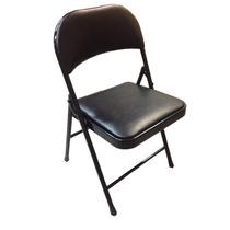 Cadeira Dobravél Acolchoada Para Auditório E Eventos