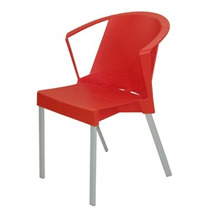 Cadeira Igrejas, Auditórios, Varandas, Plástica Colorida
