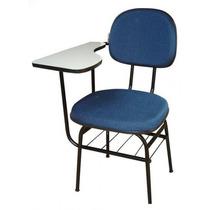 Cadeira Universitária Estudante Estofada