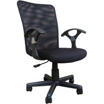 Cadeira De Escritório Executiva Giratória Em Tela Mesh