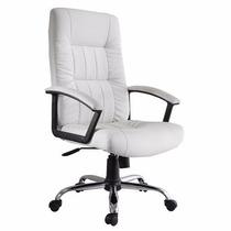 Cadeira Office Presidente Plus Branca; Consulte Frete
