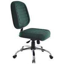 Cadeira Diretor Gomada, Base Rhodes Cromada Com Relax