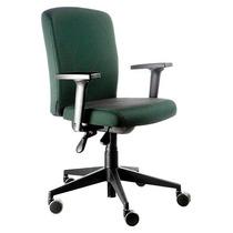 Cadeira Diretor Office Base Rhodes Back System E Braços