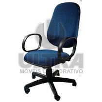 Cadeira Giratória Presidente Com Relax Com Braço Corsa