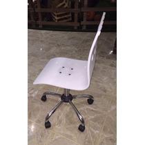 Cadeira Acrílica Giratória