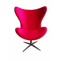 Cadeira Decorativa Mini Egg - Girátória