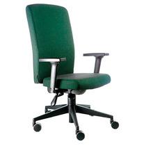 Cadeira Presidente Office Base Rhodes Back System E Braços