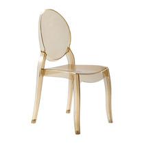 Cadeira New Sophia Louis Ghost Acrílica Em 12x Sem Juros