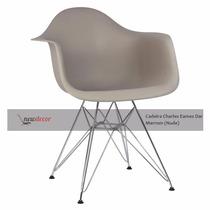 Cadeira Charles Eames Dar Em Polipropileno Mega Promoção