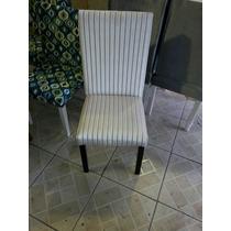 Cadeiras Estofadas Direto De Fábrica Rk Cadeiras