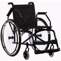 Cadeira De Rodas Dobrável Standard Lite - Ortomix