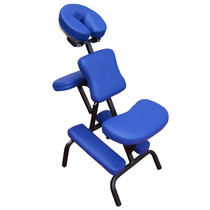 Cadeira De Shiatsu E Quick Massage Portátil Dobrável + Bolsa