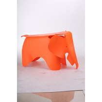Banco Elefante By Charles E Ray - Zookids -peça De Designers