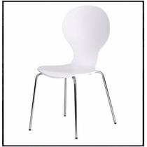 Cadeira Formiga Em Polipropileno - Branca