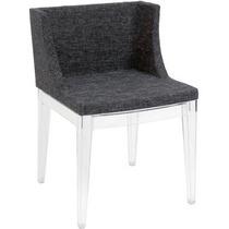Outlet Cadeira Poltrona Mademoiselle Jantar Ou Estar