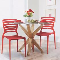 Kit De 2 Cadeiras Sofia Tramontina