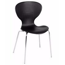 Cadeira Formiga Em Polipropileno Or 1103 - Preto