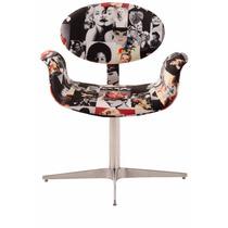Cadeira Anitta Sala Sofá Decor Design Tulipa Celebridades