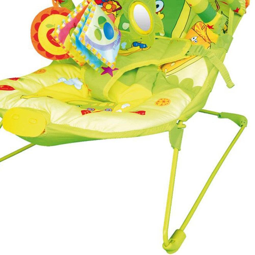 cadeirinha cadeira descanso musical bebe frutinhas dican r 465 99 em mercado livre. Black Bedroom Furniture Sets. Home Design Ideas