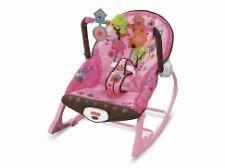 Cadeirinha Crescendo Comigo Fisher Price Modelo Rosa 2013