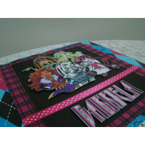 Livro Assinatura - Monster Hight