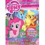 Livros Colorir My Little Pony + Giz Kit C/ 12uni