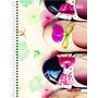 Caderno 1 Matéria 96 Fls Linha Mais+ Feminino Sapatos 2016