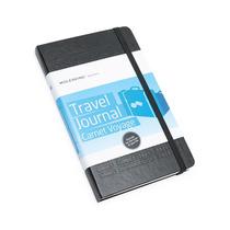 Caderno Moleskine Original Diário Viagens - Gde