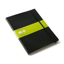 Caderno Moleskine Anotações Classic Sem Pauta Soft Pto Ext G