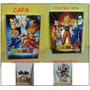 Caderno De Anime Dragonball Z Novo 10 Materias - 200 Folhas