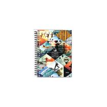 Caderno Universitário 15 Matérias Cobra D