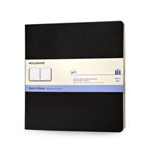 Caderno Moleskine De De Esboço Quadrado Capa Flex 388