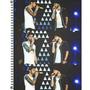 Caderno Ziam (zayn + Liam) One Direction 1 Materia