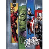 Caderno Universitário Brochura 96fls Avengers Assemble