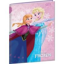 Caderno Brochurao Frozen 96 Folhas Jandaia