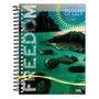 Caderno Universitário Capa Dura 200fls 10mat Freedom Países