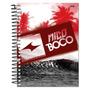 Caderno Universitário Capa Dura 200fls 10mat Nicoboco