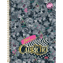 Caderno Universitário Capricho 20x1 Tilibra