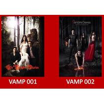The Vampire Diaries- Caderno Personalizado 10 Matérias