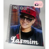 Caderno Personalizado Com O Nome Do Mc Gui De 10 Materia