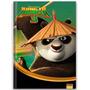 Caderno Brochura Kung Fu Panda 3r 96fls - São Domingos