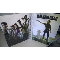 Caderno The Walking Dead 10 Materias