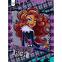 Caderno Brochura Capa Dura 1/4 Monster High 96f Tilibra
