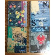 Caderno 20 Matérias 400 Folhas 275mm X 200mm