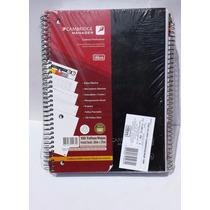 Caderno Manager Lux 1x1 Cd 100fls Tilibra Pacotes C/ 4 Unid.