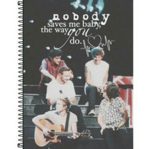 Caderno One Direction 1 Materia
